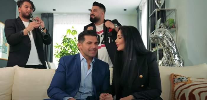 Piesa pentru Brigitte și Florin Pastramă a fost lansată! Chiar cei doi sunt protagoniștii videoclipului / VIDEO