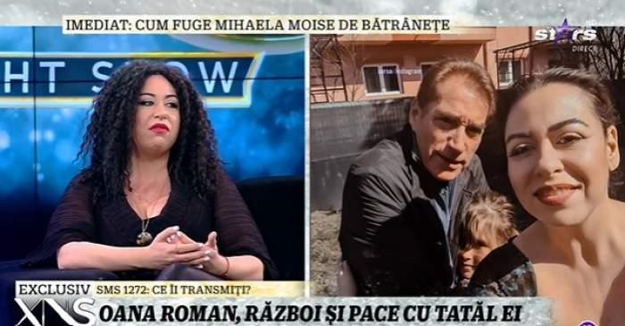 Oana Roman,  la Xtra Night Show
