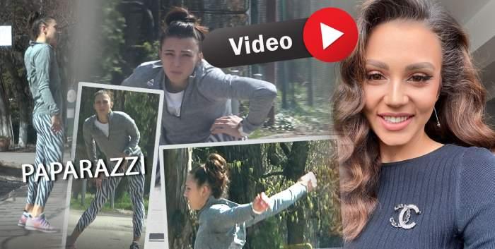 Jaqueline Cristian îi calcă pe urme Simonei Halep nu doar în sport, ci și în... dragoste. Tenismena e însoțită de iubit peste tot, chiar și la antrenamente! / PAPARAZZI