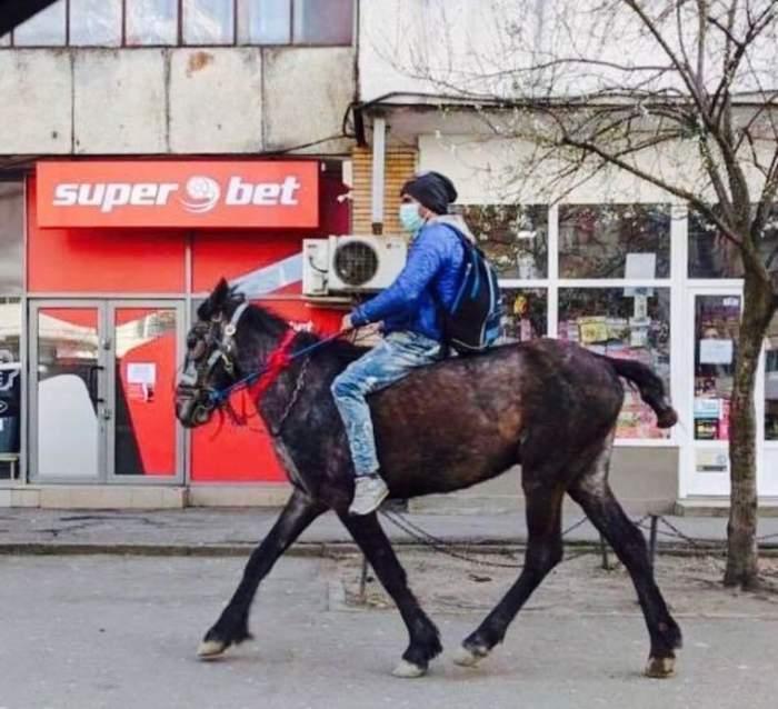 Sergiu Ciobotariu, tatăl călăreț din Iași, a vândut casa primită din donațiile strânse de Cătălin Moroșanu! S-a mutat în ghetou și conduce un bolid de lux / FOTO