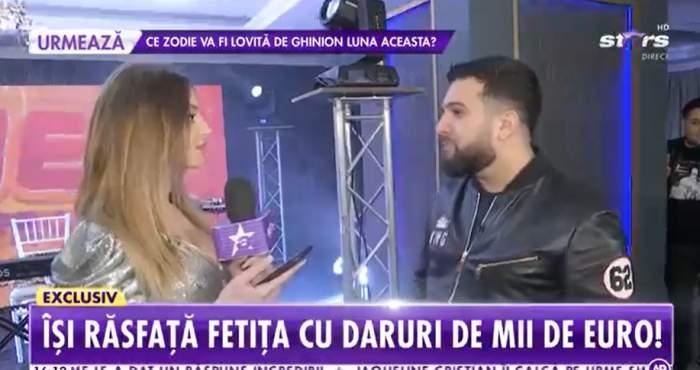 Tzancă Uraganu, în interviu