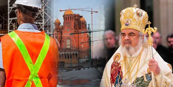 Preafericitul Daniel, scandal pe șantier / Cui i s-a pus pata pe patriarh!