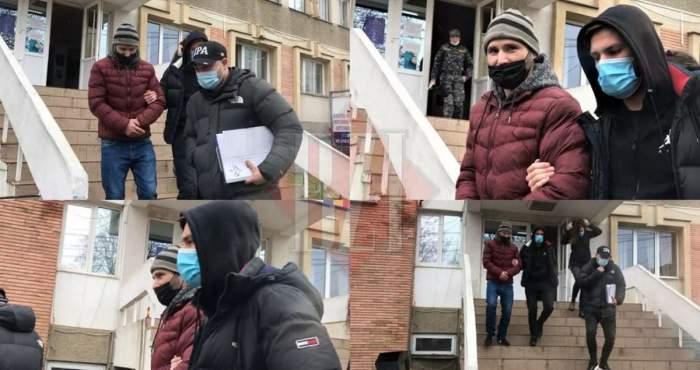 Un colaj cu tânărul care a furat bani de pe cardul unei doctorițe din Iași.