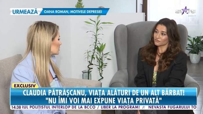 """Ce condiții trebuie să îndeplinească viitorul iubit al Claudiei Pătrășcanu! Interviul exclusiv Antena Stars: """"Trebuie să respecte asta"""" / VIDEO"""