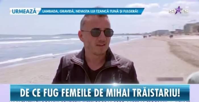 """De ce fug femeile de Mihai Trăistariu. Artistul a recunoscut totul la StarNews: """"N-am avut noroc"""" / VIDEO"""