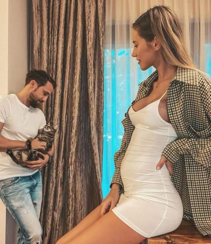 """Dani Oțil și Gabriela Prisăcariu, protagoniștii unui clip ajuns viral pe internet. La ce test este supus prezentatorul: """"Nu țin minte"""" / VIDEO"""