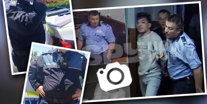 """Tânărul torturat în Secția 16, """"executat"""" în public, fiindcă a fost obraznic / Cui l-au """"sifonat"""" agenții!"""