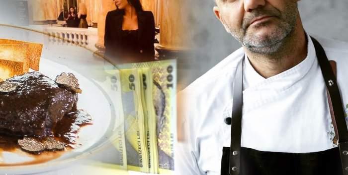 Chef celebru, show total cu nevasta, la tribunal / Se bat pe 4.000 de lei