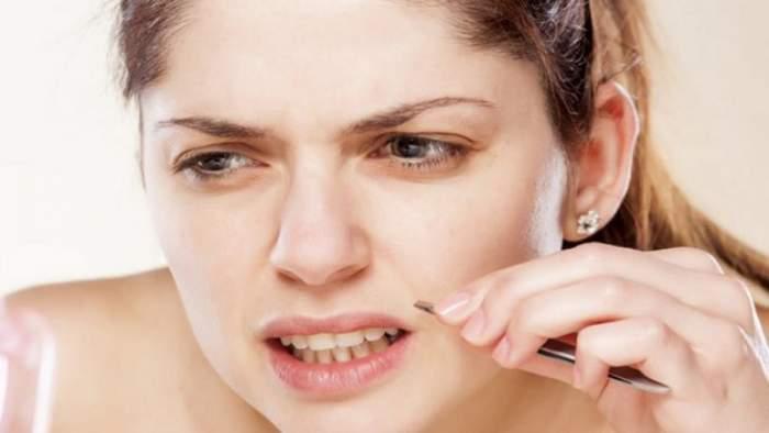 Ce cauze are mustața la femei și care sunt remediile