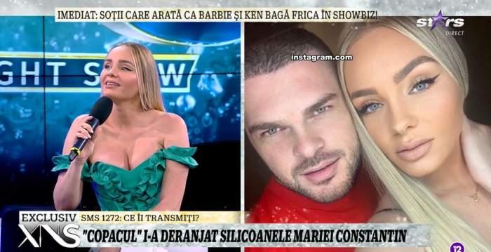 """Maria Constantin, despre motivul real pentru care și-a pus silicoane. Artista a mărturisit la Xtra Night Show: """"Aveam un complex"""" / VIDEO"""