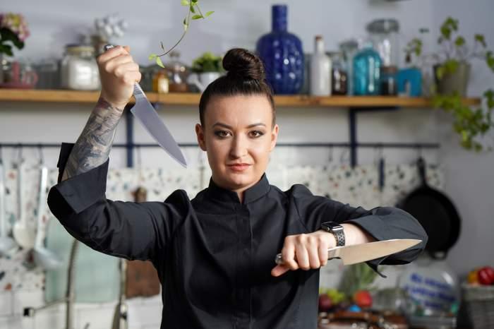 Roxana Blenche de la Chefi la cuțite, într-o nouă emisiune de cooking, la Antena 1. Când se lansează show-ul Hello Chef