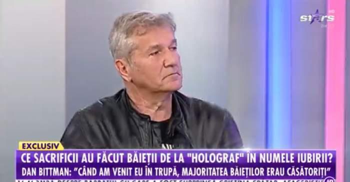 """Dan Bittman și-a pierdut tatăl în seara de Revelion! Dezvăluiri cutremurătoare despre moartea părinților, la  Antena Stars: """"Am cântat așa"""" / VIDEO"""