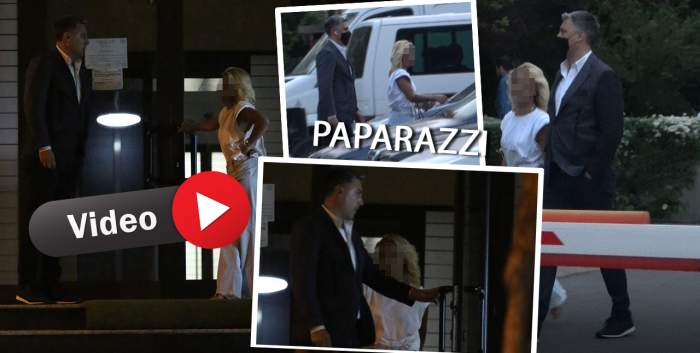 Alina Sorescu, mâinile la ochi! Alexandru Ciucu, surprins alături de o blondă misterioasă! Cum restricțiile le-au dat bătăi de cap, cei doi s-au retras în apartamentul domnișoarei/ PAPARAZZI
