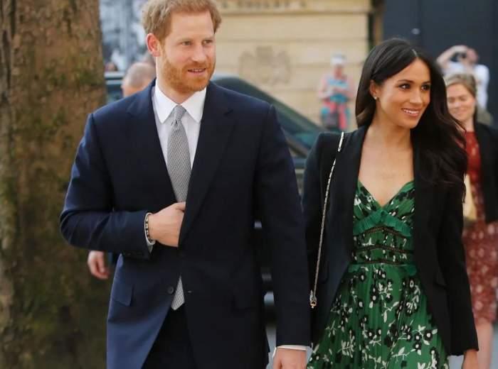 Cum se va numi fiica lui Meghan Markle și a lui Harry. S-a dat startul pariurilor în rândul susținătorilor ducilor de Sussex