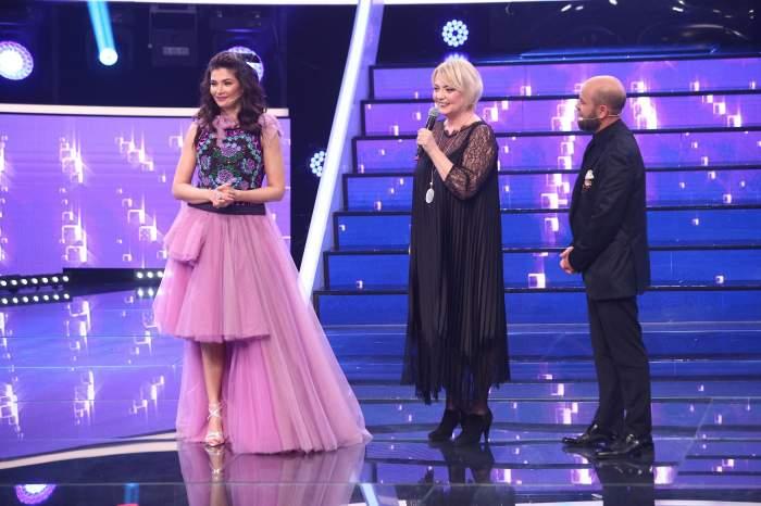 """Andreea Bălan a izbucnit în lacrimi în finala Te cunosc de undeva! Emilia Popescu, monolog emoționant: """"Am plâns"""""""