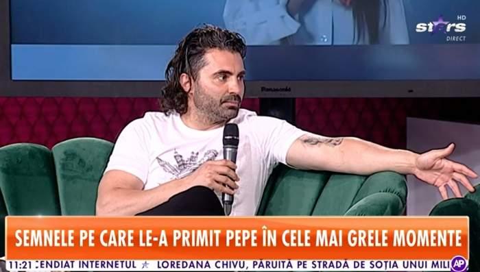 Pepe la Antena Stars