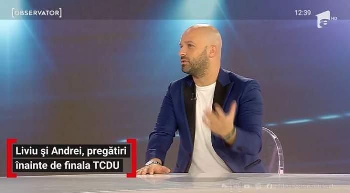 Andre Stefanescu a vorbit la Observator despre finala Te cunosc de undeva