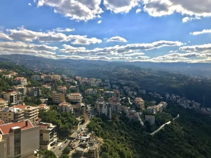 peisaj din liban