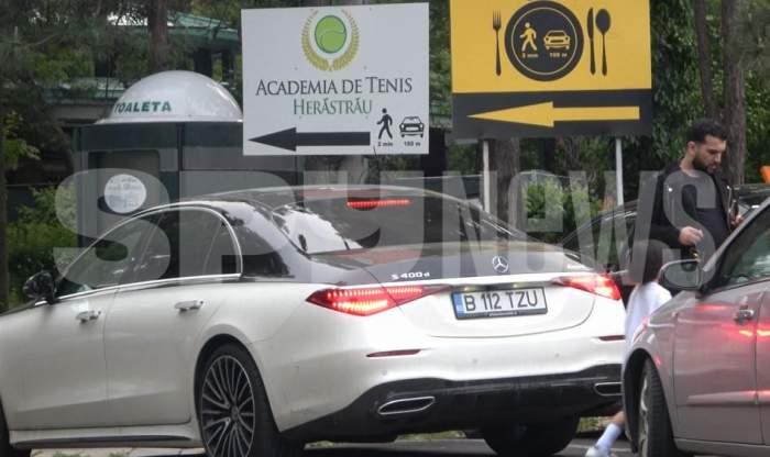 Noul bolid de 200.000 de euro în care o plimbă Tzancă Uraganu pe Marymar. Cum arată o ieșire în parc cu familia manelistului / PAPARAZZI