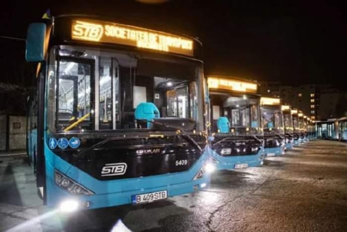 Se scumpesc biletele de călătorie cu STB. Cât va costa să circuli cu transportul în comun