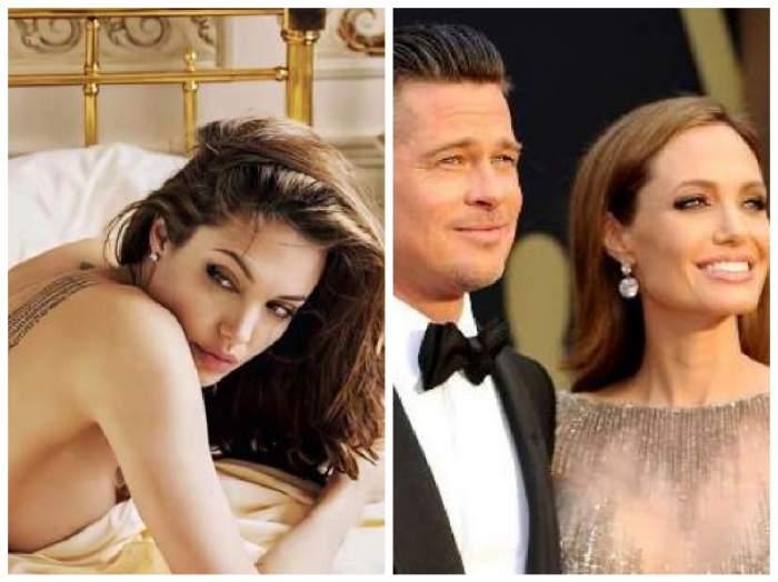 Angelina Jolie și Brad Pitt