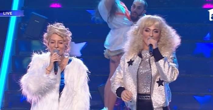 Raluka și Ana Baniciu, la Te cunosc de undeva