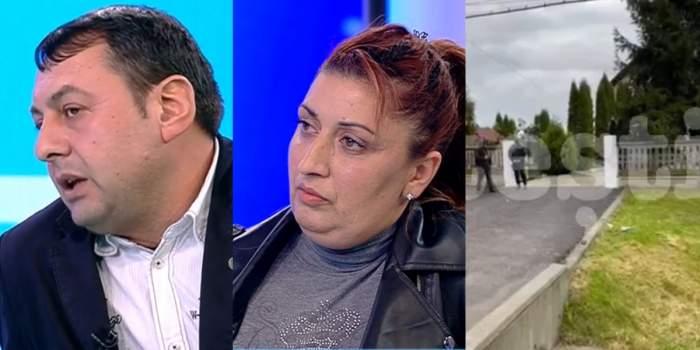 """Femeia ucisă în Argeș, prezentă în urmă cu 4 luni la Acces Direct, amenințată cu moartea de concubinul ei: """"Mi-a zis că mă bagă în mormânt"""" / VIDEO"""