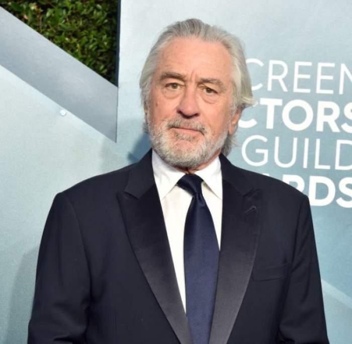 Robert De Niro, la decernarea unor premii