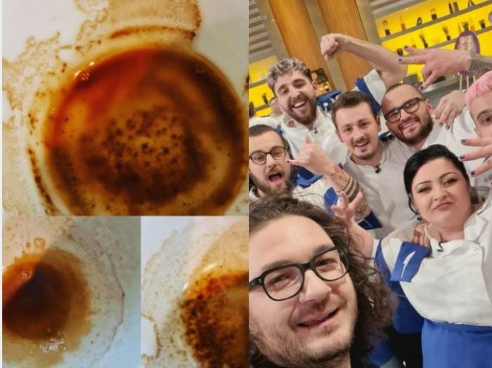 """Chef Florin Dumitrescu i-a rugat pe internauți să îi citească în cafea, pe Instagram: """"O să câștig diseară sau pierd un om"""" / FOTO"""
