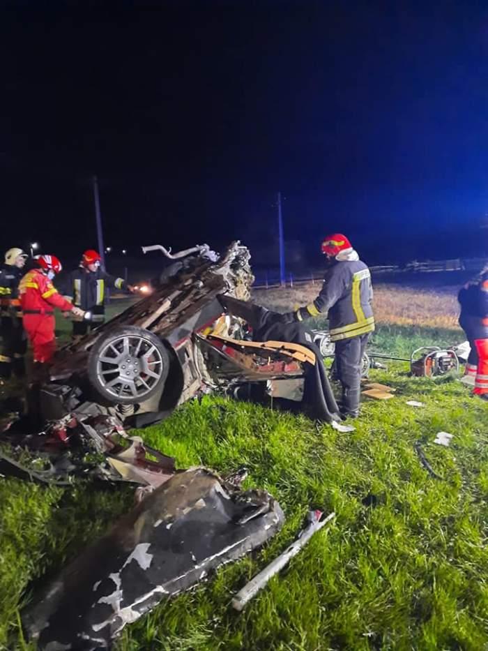 Cum arată și cât costă un Maserati ca cel implicat în accidentul din Suceava
