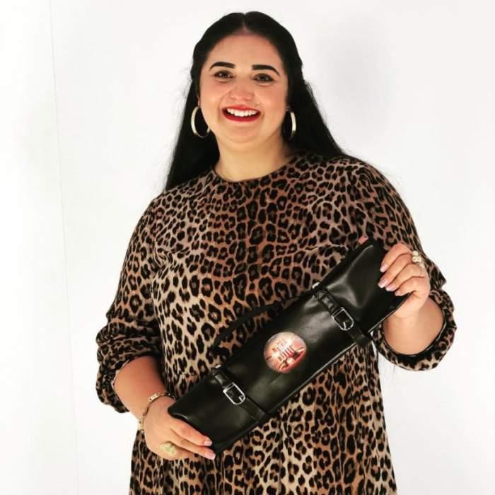 "Cine este Narcisa Birjaru, concurenta de etnie romă de la ""Chefi la cuțite"" 2021"