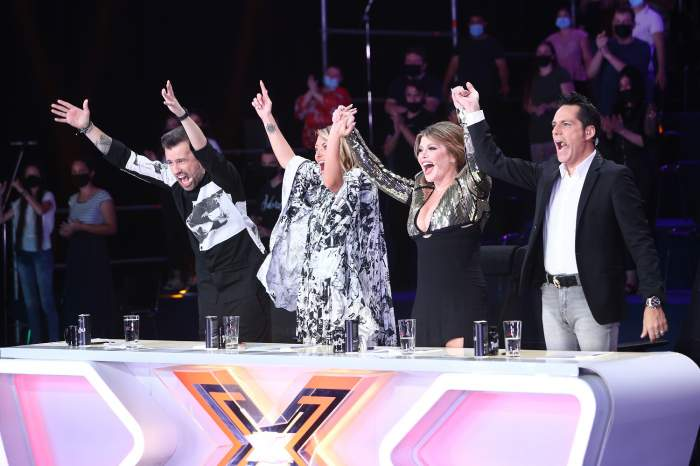 Răzvan Simion și Dani Oțil, anunț surpriză despre noul sezon X Factor