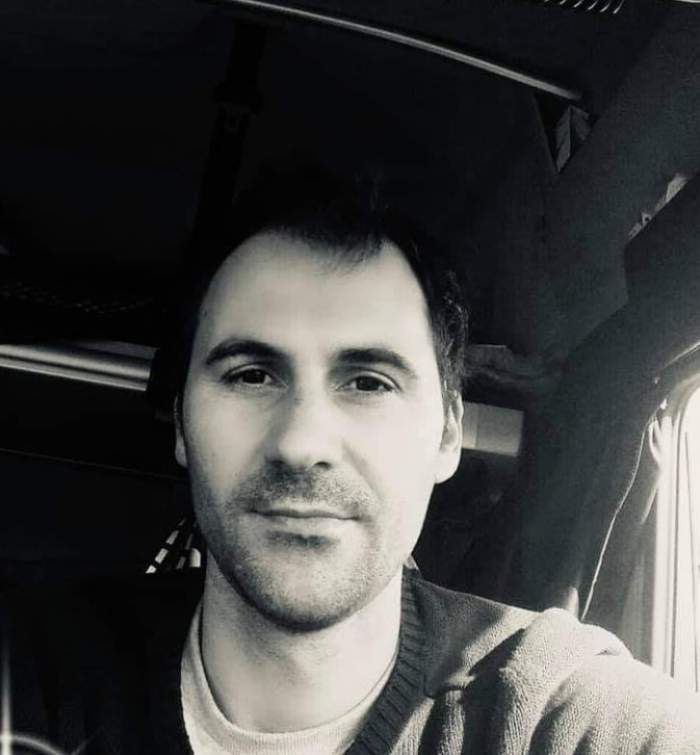 Mihai Spătaru, soferul de TIR ucis