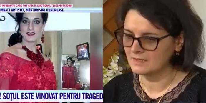 Acces Direct. Declarațiile șocante ale surorii artistei Maria Macsim Nicoară, la 5 luni de la moartea ei. A fost cântăreața ucisă de către familia soțului? / VIDEO