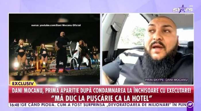 """Reacția lui Dani Mocanu, după ce ar fi fost prins de mai mai multe ori fără permis. """"Pot să conduc de câte ori vreau, numai că..."""" / VIDEO"""