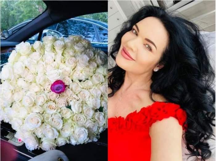 Adevărul despre buchetul de flori primit de Ioana Năstase. Cine este expeditorul, de fapt