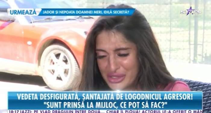 Gabriela Cristoiu plânge la Antena Stars
