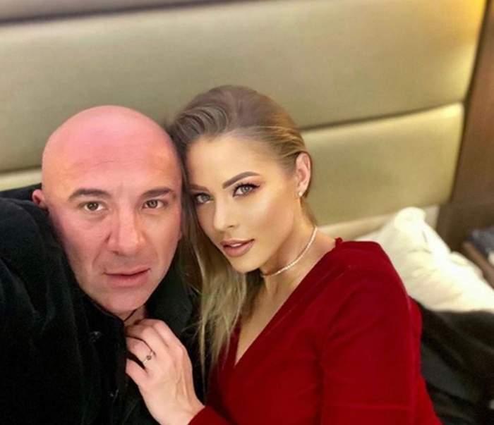 roxana nemes selfie cu iubitul ei