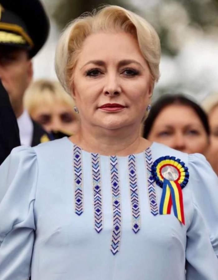 Viorica Dăncilă, noua angajată la Banca Națională a României. La ce sumă enormă ajunge salariul fostului premier