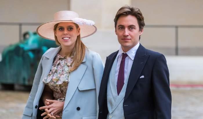 Prințesa Beatrice și soțul ei, Edoardo, vor deveni părinți în această toamnă. Cum a reacționat regina Elisabeta