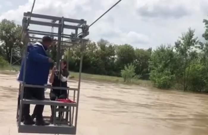 gospodării cuprinse de ape în Bihor