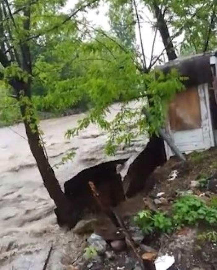 Cod roșu de inundații în județul Bihor. S-au înregistrat deja cote istorice