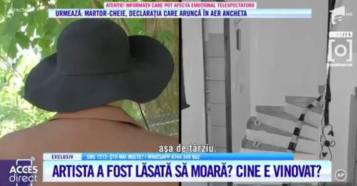 Acces Direct. Minciuni în cazul morții Mariei Macsim Nicoară. Soacra, afirmații false. Cum s-a aflat că fiul ei consumă alcool, deși ea a negat / VIDEO