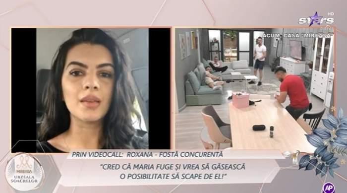 Roxana, o fostă concurentă la Mireasa