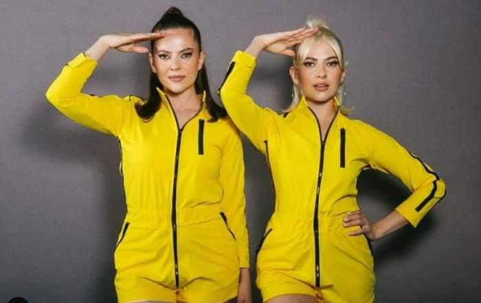 """Lidia și Estera Buble au început pregătirile pentru Asia Express! Ce mesaj le-a transmis artista fanilor: """"Mergem până în finală"""" / FOTO"""