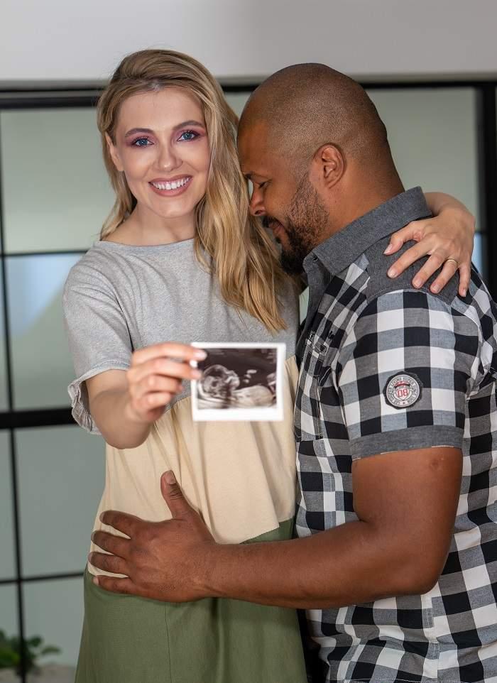 """Andreea Ibacka, dezvăluiri despre cea de-a doua sarcină. Ce a declarat actrița despre naștere: """"Suntem relaxați"""""""