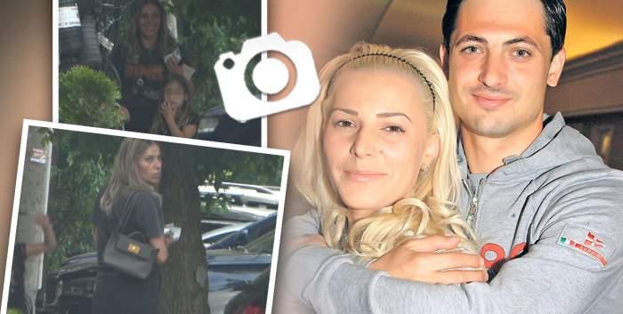 Imagini rare cu soția lui Mirel Rădoi. Viviana, surprinsă la volanul unei mașini de 300.000 de euro! Ce s-a întamplat, însă, când a trebuit să parcheze / PAPARAZZI