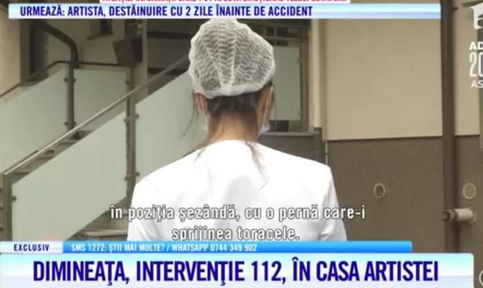 Acces Direct. Medicul prezent în casa Mariei Macsim Nicoară, după incident, declarații incredibile! Cum a fost găsită mezzosoprana / VIDEO