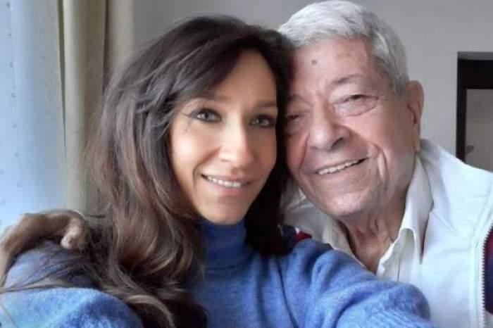 Ioana Dichiseanu alături de Ion Dichiseanu