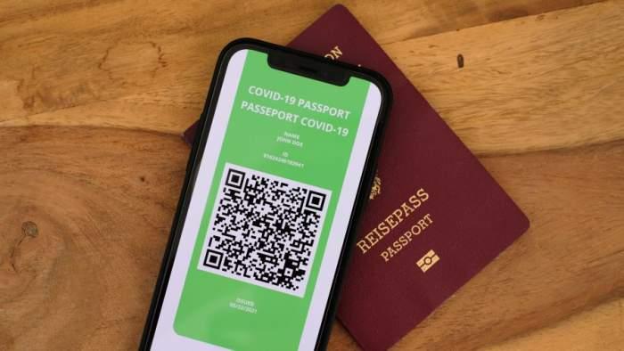 """""""Pașaportul Covid"""" a fost aprobat în Uniunea Europeană. Ar putea intra în vigoare de la 1 iulie"""